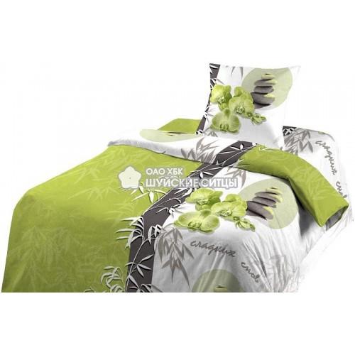 """Комплект постельного белья """"Сладких снов"""" из бязи «Шуя»"""