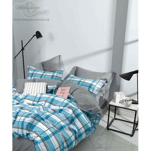 """Комплект постельного белья """"114"""" из сатина «Премиум»"""