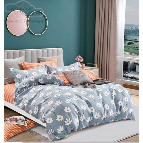 """Комплект постельного белья """"12161"""" из сатина «Премиум»"""