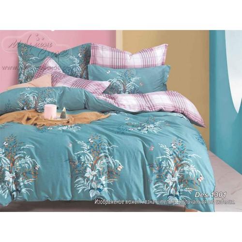 """Комплект постельного белья """"1301"""" из сатина «Премиум»"""
