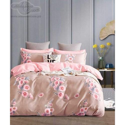 """Комплект постельного белья """"22333"""" из сатина «Премиум»"""