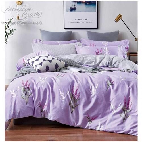 """Комплект постельного белья """"9028"""" из сатина «Премиум»"""