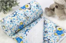 Детские покрывала-одеяла (трикотаж)