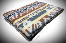 Хлопковые байковые одеяла