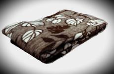 Шерстяные тканые одеяла